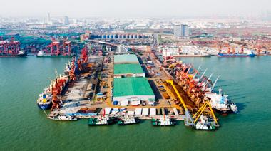 天津港第二港埠有限公司